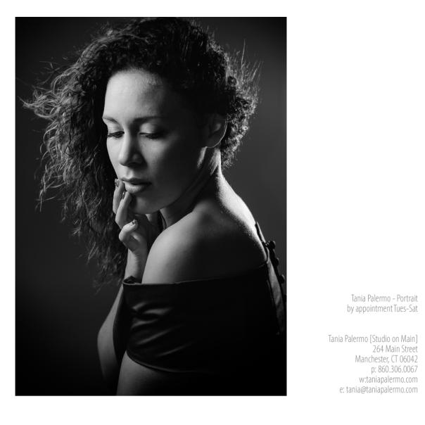 TamykaPortraitBW©TaniaPalermo2014